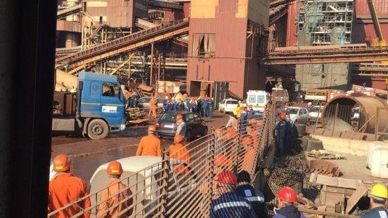 Morte dell'operaio all'Ilva di Taranto, mercoledì il vertice tra i commissari e i sindacati