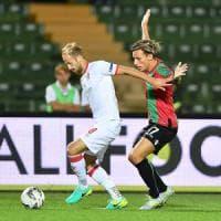 Ternana-Bari, il turnover di Stellone porta tante occasioni ma nessun gol: