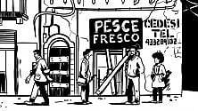 Taranto vecchia, fumetto racconta tutto il degrado
