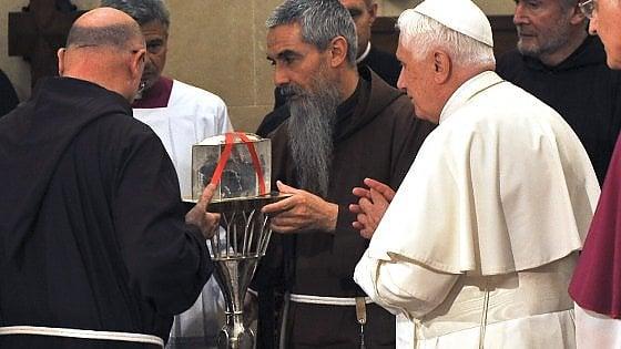 """Giubileo, il cuore di padre Pio vola dalla Puglia a Boston: """"Un dono ai suoi devoti in America"""""""
