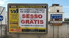 'Sesso gratis', a Lecce il 6x3 del gommista