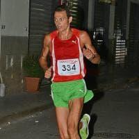 Corsa, a Bari il maratoneta campione tenta il record del mondo di tapis