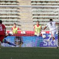 Calcio, Bari-Benevento 0-4: i biancorossi crollano al San Nicola, campani