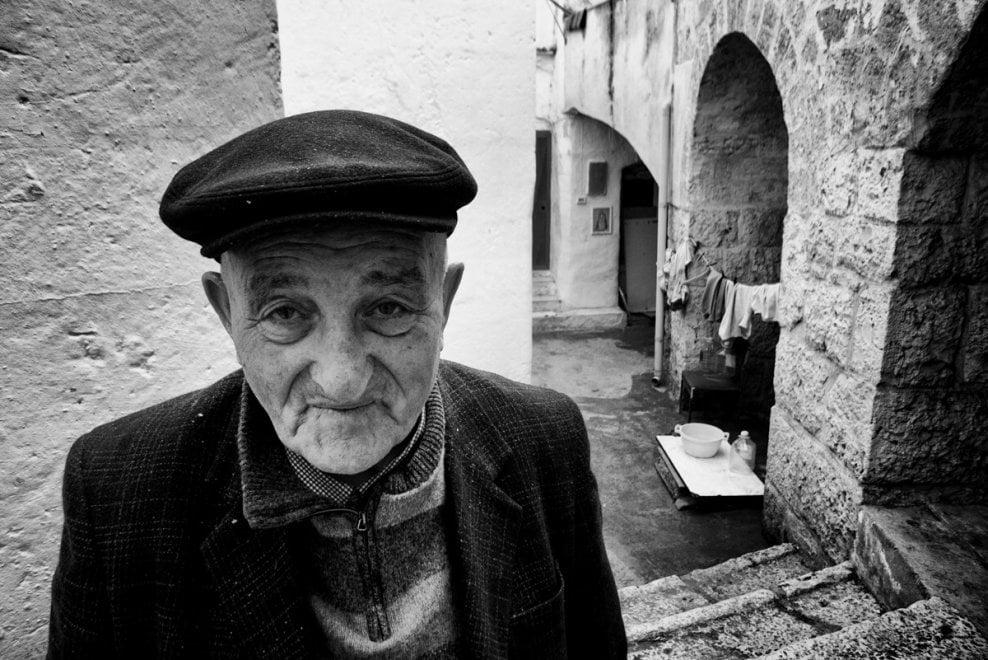 Puglia e Basilicata in bianco/nero: il tempo si è fermato