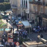 Cerignola, commando spara tra la folla in centro e rapina un portavalori: