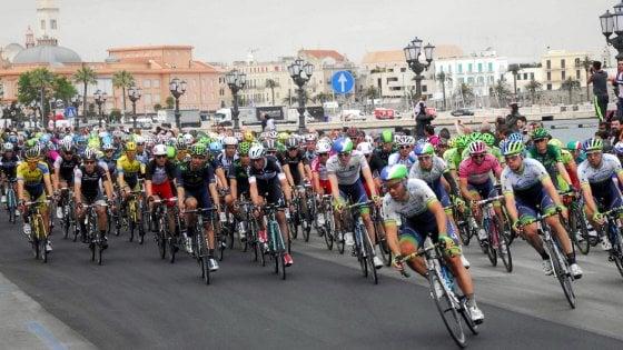 Giro d'Italia, due tappe pugliesi nel centenario: Molfetta-Peschici e un traguardo ad Alberobello