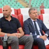 Bari calcio, la replica di Stellone alle critiche del direttore sportivo