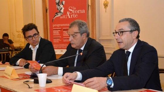 Bari, la sfida della domenica nel teatro Petruzzelli con sei lezioni di storia ispirate dalle opere d'arte