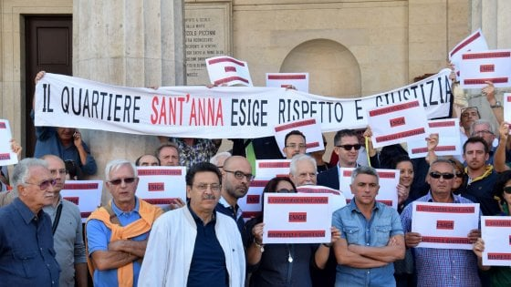 """Bari, sit-i dei residenti del quartiere Sant'Anna: """"Troppi disagi"""""""