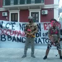 Bari, sos dagli ex occupanti di villa Roth: