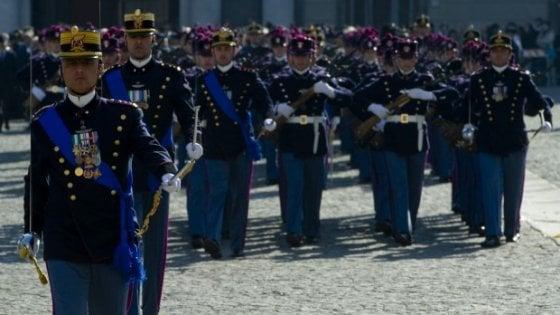 Licei militari sempre più richiesti, boom dalla Puglia