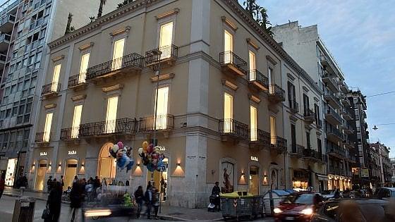 Bari, Zara raddoppia in centro e Brunello Cucinelli lascia: ecco il risiko dello shopping