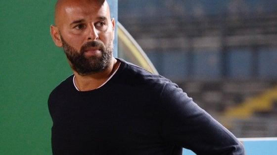 """Bari, Stellone contro l'Entella punta su Micai in porta: """"Dobbiamo vincere per i nostri tifosi"""""""