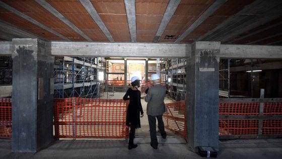 """Bari, apre il cantiere per il restyling del teatro Margherita: """"Sarà la piazza del contemporaneo"""""""