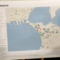 Ilva, a Taranto il legale dei Riva in aula con la mappa delle case dei giudici:
