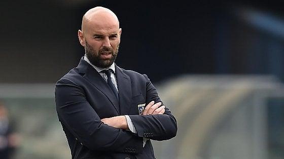 """Bari calcio, Stellone sfida la sua ex squadra: """"A Frosinone il campo più difficile d'Italia"""""""