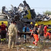 Scontro fra treni, Emiliano attacca Ferrotramviaria: