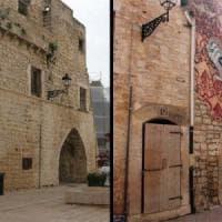 Bocca di rosa a Corato, i parenti si sentono offesi: cancellato il murale