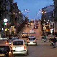 Bari, la rivoluzione del traffico: corsie preferenziali su ponti e sottovia