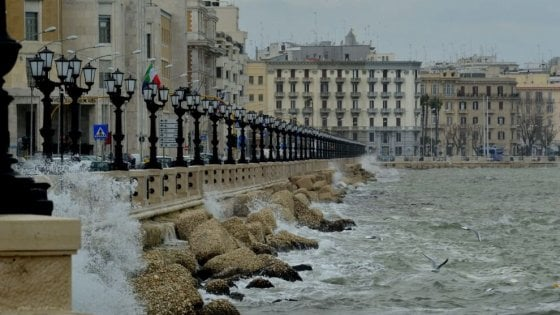 Meteo Roma, vento e temporali domenica 6 e lunedì 7 novembre