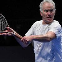 Tennis, a Bari c'è McEnroe con