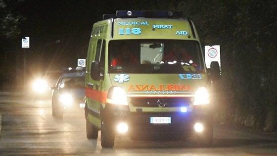 Brindisi. Diciottenne travolge coppia sulle strisce morta Anna D'Amico, ferito il ragazzo