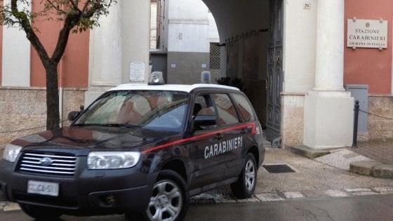 Gravina di Puglia, arrestato stalker