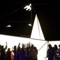 Natale a Ruvo, le luminarie realizzate dai cittadini