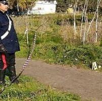 Cadavere donna trovato a Foggia: forse bruciata viva