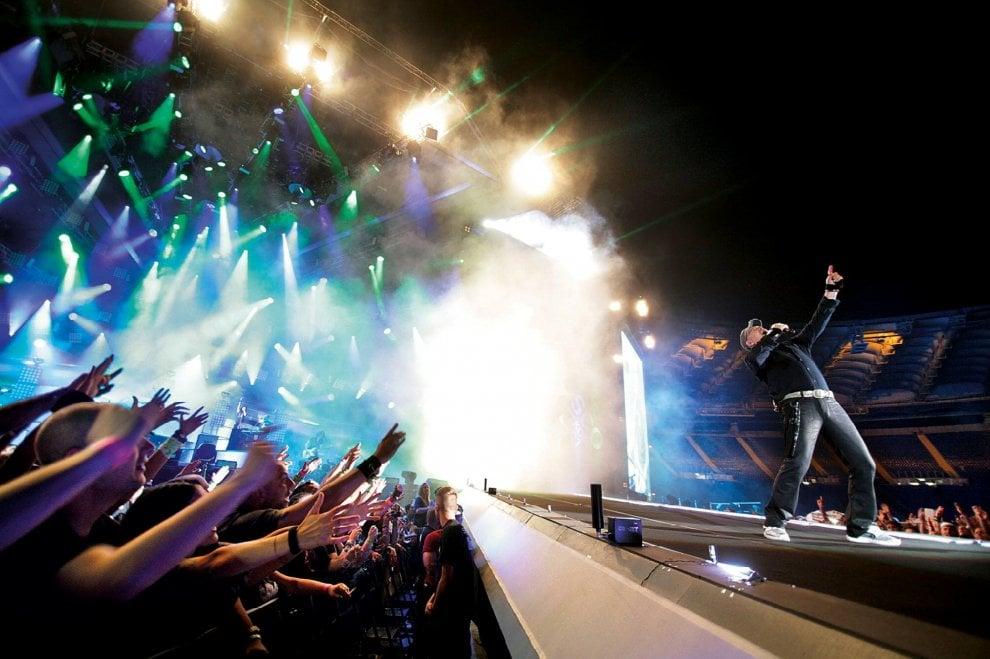 Vasco Rossi, quarant'anni di rock in mostra a Bari