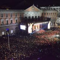 Bari, in 110mila hanno brindato