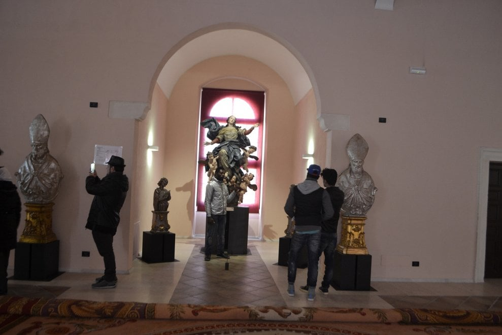 museo diocesano bari presepist - photo#21