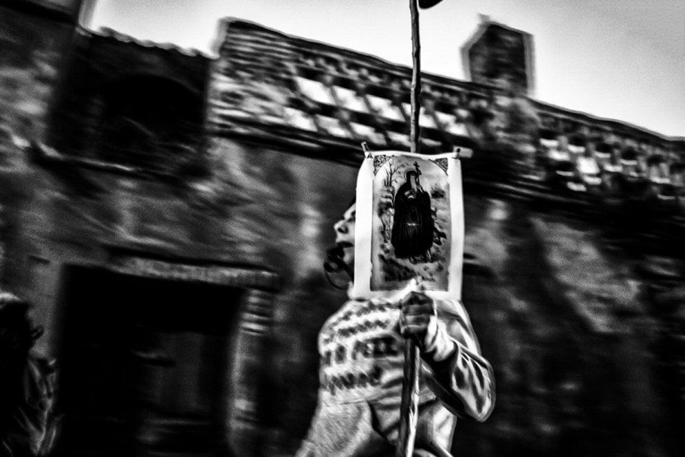 Matera, il Carnevale arcaico di San Mauro Forte