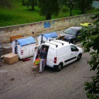 Bari, in 6 multati per smaltimento illecito di rifiuti: incastrati dalle