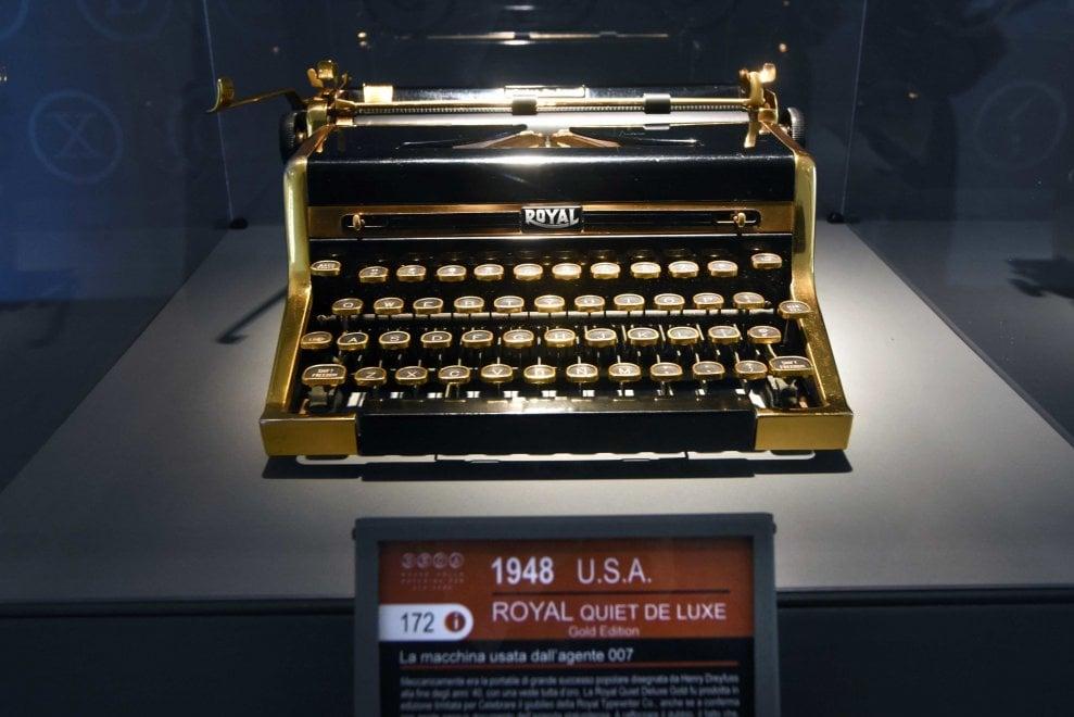 Dai nazisti a 007, il museo delle macchine per scrivere