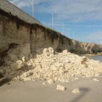 Salento, crollano altri pezzi di scogliera: a Roca e a San Foca le ultime