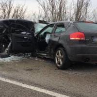Foggia, due giovani muoiono in un incidente sulla circonvallazione. Un ferito
