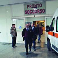 """Michele Emiliano ai medici di base: """"Lavorate nei weekend per liberare i pronto soccorso"""""""