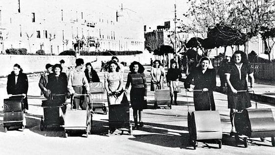 """Shuni e i 300 bambini nati in Salento dopo l'Olocausto: """"Qui i nostri genitori si sono salvati"""""""