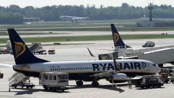 Nuova rotta Ryanair da Bari a Madrid