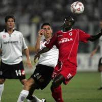 Calcio, il ritorno di Doudou:
