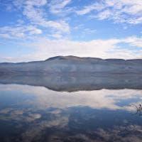 La magia di Serra Corvo, il lago fra Puglia e Basilicata