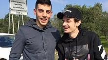 Rovazzi torna in Puglia per girare un videoclip