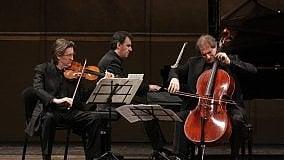 Agenda  Classica, il Trio di Parma  in concerto allo Showville di Bari