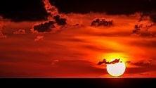 Salento, in foto la magia dell'alba 'africana'