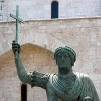 La Bicocca svela l'età del Colosso di Barletta: 1.600 anni