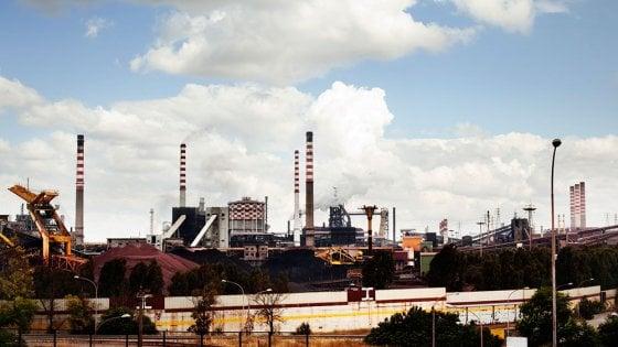 Ilva di Taranto, 30mila euro di risarcimento per Legambiente: