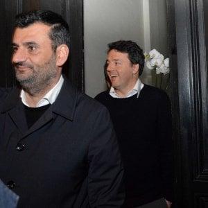 Pd, Matteo Renzi riparte da Bari: riunione con gli ex spin doctor di Michele Emiliano