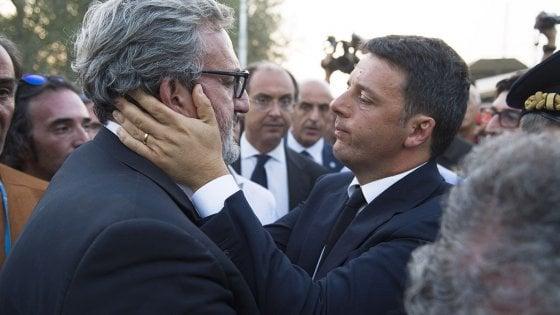 """Pd, Renzi ironizza sulla Xylella ed Emiliano attacca: """"Disprezza la Puglia e il Mezzogiorno"""""""