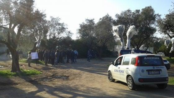 Tap, in Salento lavori al via fra le proteste: 4 ulivi espiantati. Gabrielli: i violenti saranno fermati
